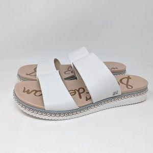 Sam Edelman Asha Double Strap Slide Sandals